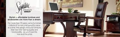Quality Computer Desk Amazon Com Signature Design By Ashley H587 10 Baybrin Home Office