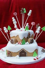 609 best holiday cakes images on pinterest cakes holiday cakes