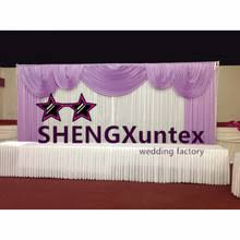 Wedding Backdrop And Stand Popular 10ft 20ft Wedding Backdrop Stand Buy Cheap 10ft 20ft