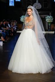 wedding dress nyc best of bridal fashion week alon livné wedding dress collection