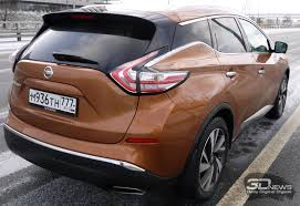 nissan murano third row new article review of the nissan murano a spaceport for russian