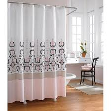 Design Shower Curtain Inspiration Catchy Design Shower Curtain Inspiration With Simple White Shower
