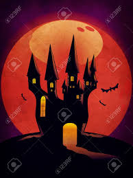 halloween full moon background halloween transparent castle picture gallery yopriceville