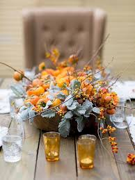 Fall Table Arrangements 18 Edible Fall U0026 Thanksgiving Centerpieces U2013 Top Easy Design For