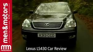 lexus auctions uk lexus ls430 car review 2001 youtube
