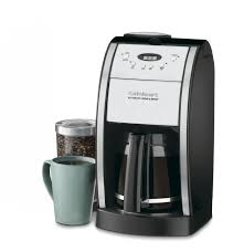 Cuisinart DGB 550BKFR 12 Cup Grind and Brew Automatic Coffee Maker