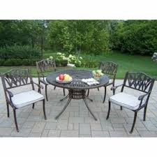 Patio Furniture Without Cushions Patio Furniture Without Cushions Foter