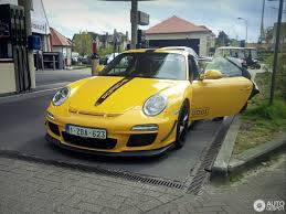 porsche gt3 rs yellow porsche 997 gt3 rs mkii 19 april 2017 autogespot
