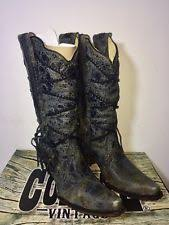 womens vintage cowboy boots size 9 womens vintage cowboy boots ebay