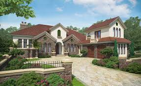 Tuscan Style Tuscan Style In Atlanta Georgia Energy Smart Home Plans