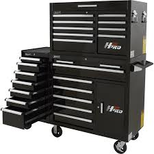 homak h2pro 18in 7 drawer side cabinet tool chests northern