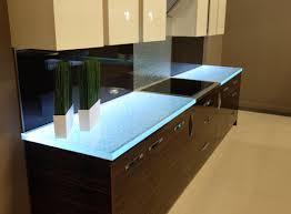 countertops kitchen countertops glass modern kitchens