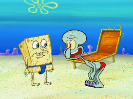 image squidward tentacles in sun bleached 10 png encyclopedia