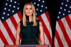 ivanka trump appears in campaign ad aimed at women voters