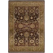 Plum Area Rug Home Decorators Collection Poise Plum 4 Ft X 5 Ft 9 In Area Rug