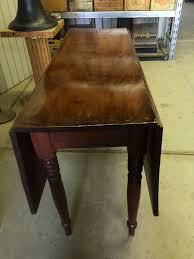 drop leaf craft table drop leaf table walnut the packrats den