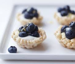 berry canapes breakfast bingo rice krispy canapes