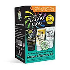 amazon com tattoo goo tattoo aftercare kit health u0026 personal care