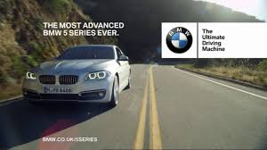 bmw comercial bmw 5 series commercial on vimeo