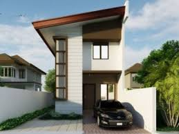 small lot house plans attractive design 4 modern house for small lot area house