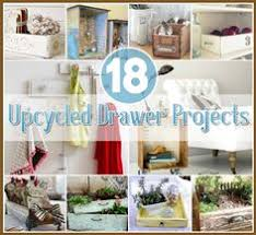 Trash To Treasure Ideas Home Decor 15 Ingenius Recycled Drawer Projects Drawers Repurpose And Craft