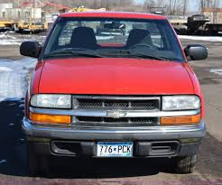 2003 chevrolet s10 pickup truck item j1996 sold april 1