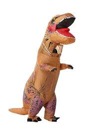 T Rex Costume Amazon Com Caringgarden Unisex Jurassic T Rex Inflatable Costume