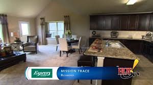 dr horton floor plans texas express homes at mission trace in richmond tx youtube