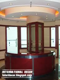 Interior Beautyful Gypsum Board False Ceiling Design In Tear