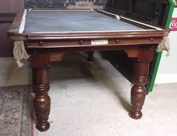 7ft pool table for sale antique pool table browns antiques billiards and interiors