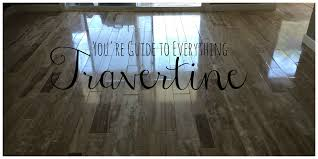 How To Fix Swollen Laminate Flooring Tile Blog Travertine Maintenance Scottsdale Travertine