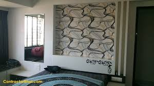 your home interiors style your home interiors with wallpaper highlighter contractorbhai