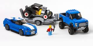 lego toyota corolla ford mustang and raptor to join lego speed champions lineup