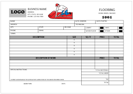 Flooring Invoice Template by Printable Carpet Installation Invoice Templates Professional