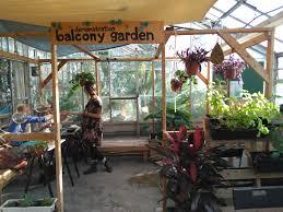 demonstration balcony garden the concordia greenhouse