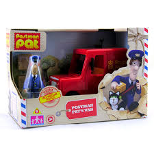 royal mail van postman pat wwsm