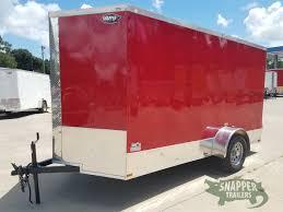Exterior Doors B Q by 6x12 Sa Trailer Red Double Doors Side Door Extra Height Atp