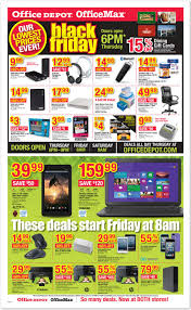 office depot and officemax 2017 black friday deals ad black
