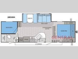 best travel trailer floor plans smart rv floor plans beautiful i love this floor plan rockwood