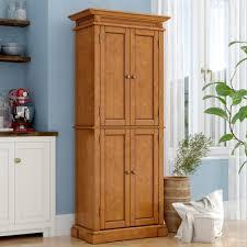 kitchen pantry cabinet oak ramon 72 kitchen pantry