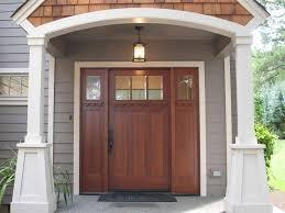 craftsman style front doors home interior design