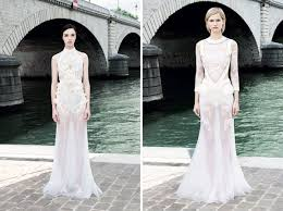 Winter Wedding Dresses 2011 My Bridal Fashion Guide To Haute Couture Wedding Dresses Nyc