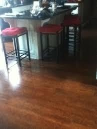 need ideas to clean piano finish laminate floors