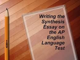 ap language and composition synthesis essay prompts