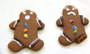 Super Soft Gingerbread Men Cookies — Living the Lovely
