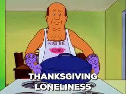 thanksgiving alone gif on imgur