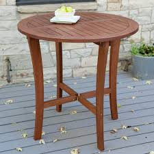 Patio Bar Height Dining Set - outdoor dining table bar height video and photos