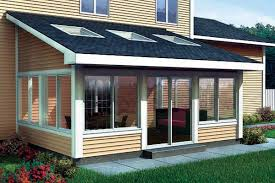 shed roof homes project plan 90021 shed roof sun room addition for two story homes