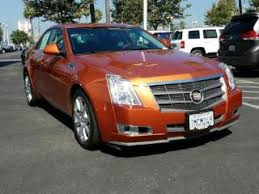 2008 cadillac cts for sale orange cadillac cts for sale carmax