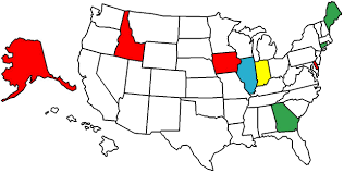 Visited States Map Check Out The